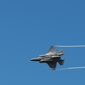 F-35 at the New York International Air Show (08/30/2020)